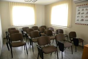Sala audiowizualna Mała