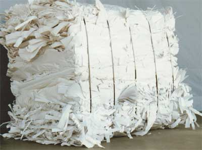 Coated Soft White Shavings