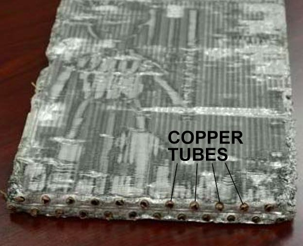 Aluminum/Copper Radiators 230