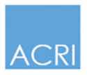 The Association of California Recycling Industries (ACRI) Logo