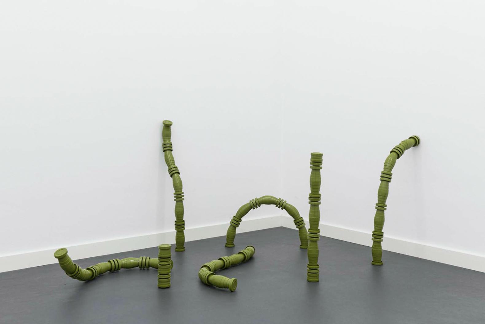 Collapsible units, 2014. Courtesy of the artist and García Galería, Madrid ES.