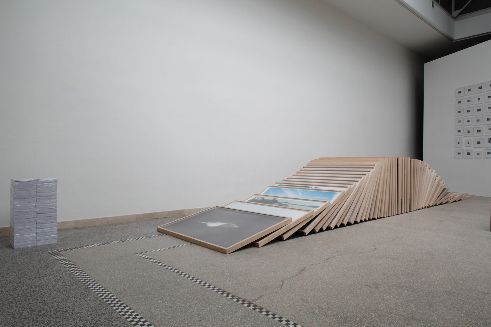 An Order of Things, installation view, Czech and Slovak Pavilion at the 55th Venice Bienniale, 2013