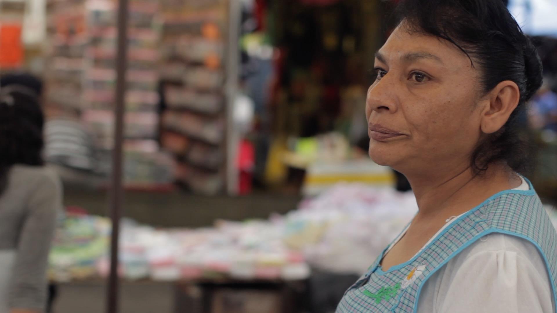 Rehana Zaman, Lourdes, video still, 2018