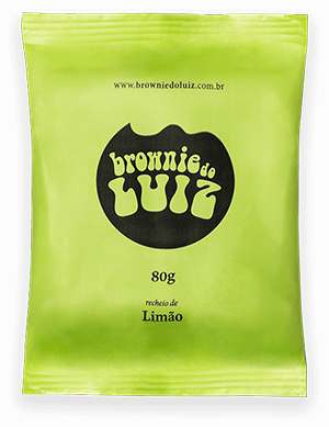 brownie limão