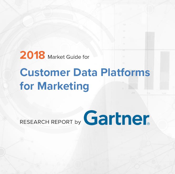 Gartner Market Guide for Customer Data Platforms