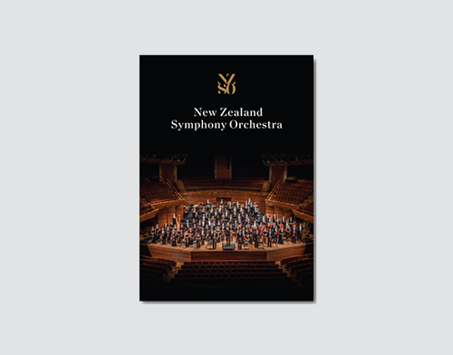 New Zealand Symphony Orchestra CE booklet