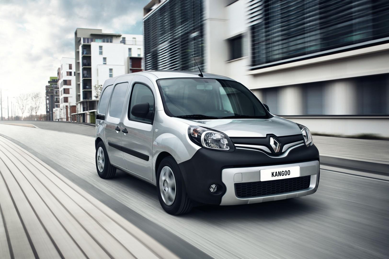 Tvær og hálf milljón Renault-sendibíla framleiddar í Batilly