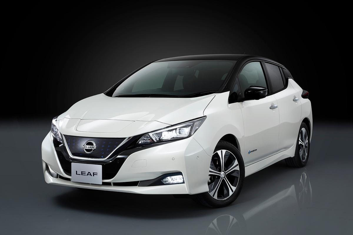 Nýr Nissan Leaf er besta nýsköpunin