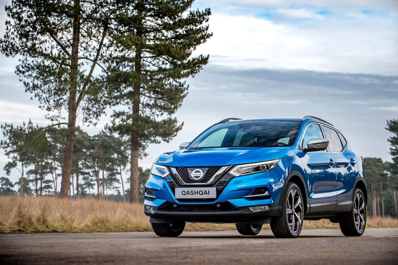 Nissan Qashqai besti notaði sportjeppinn í sínum flokki að mati What Car?