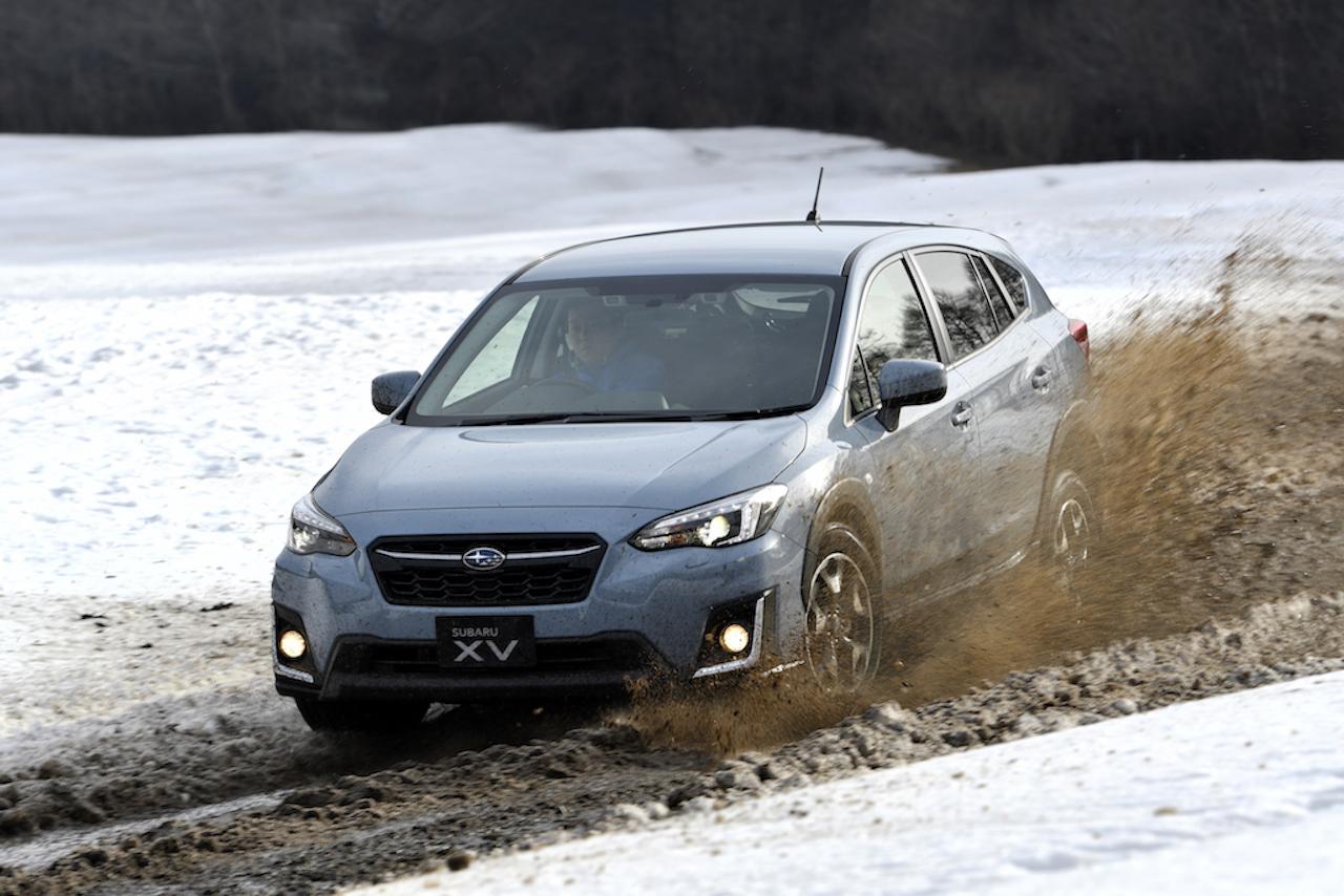 Þú vilt komast í drulluna á Subaru
