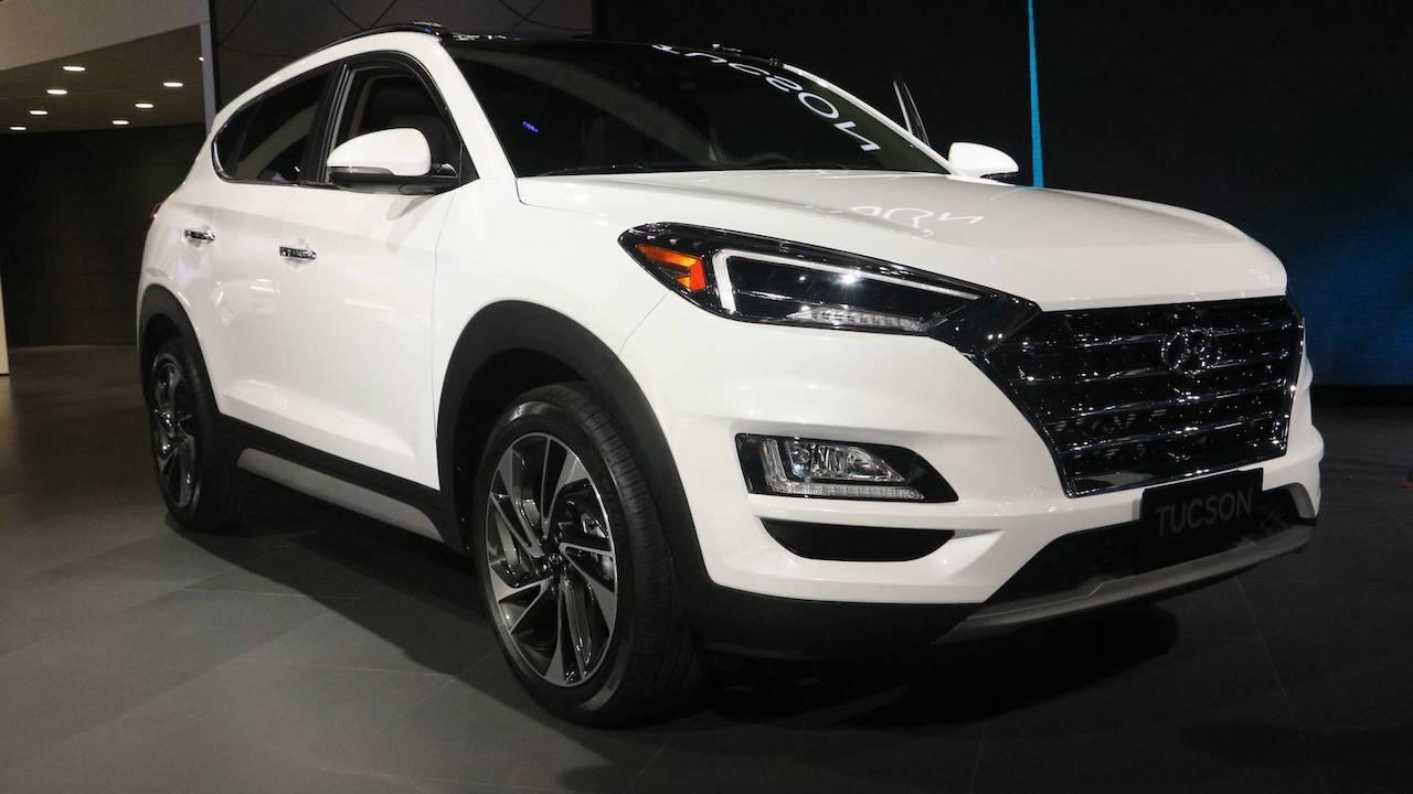 Hyundai kynnir enn þægilegri og vandaðri Tucson
