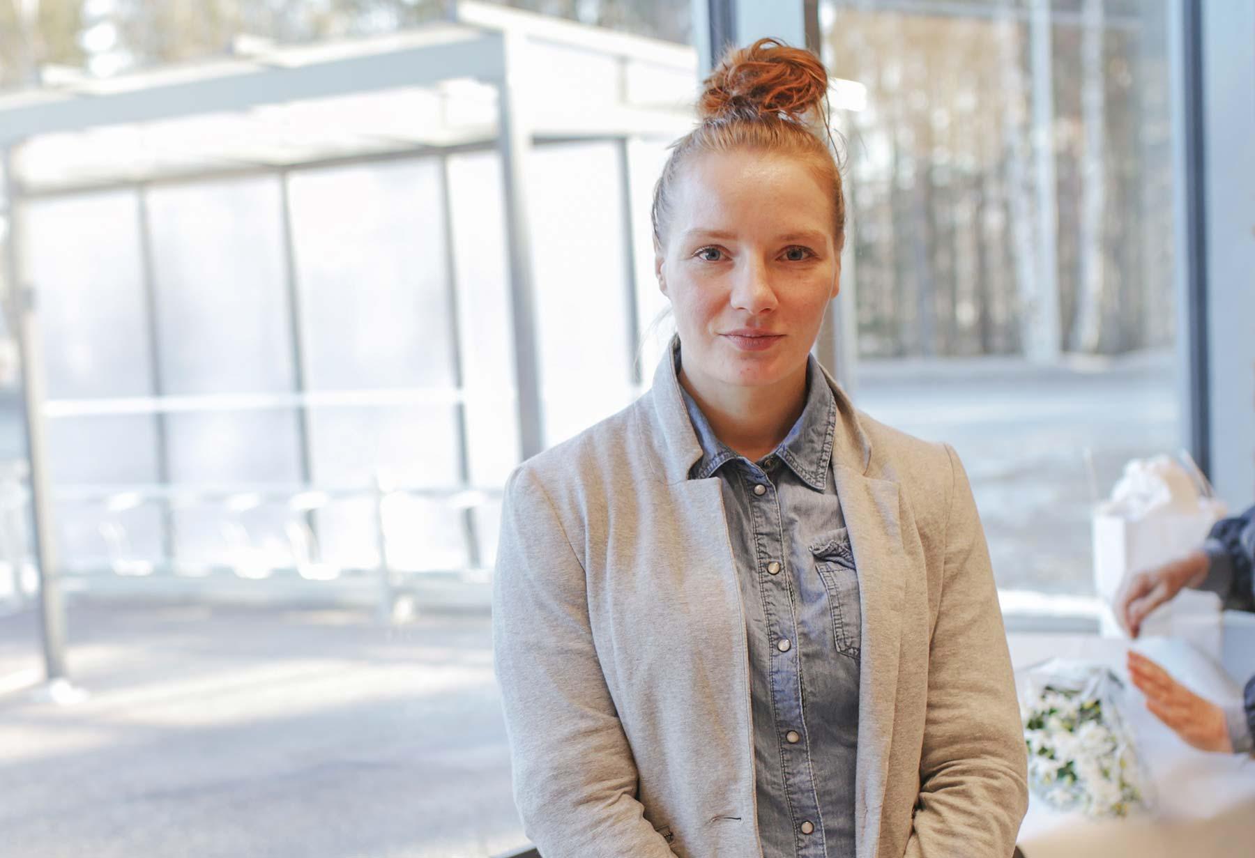 Tiia Kohtamäki / Treamer-keikkatyöntekijä, ammattilaisvapaaottelija ja yrittäjä