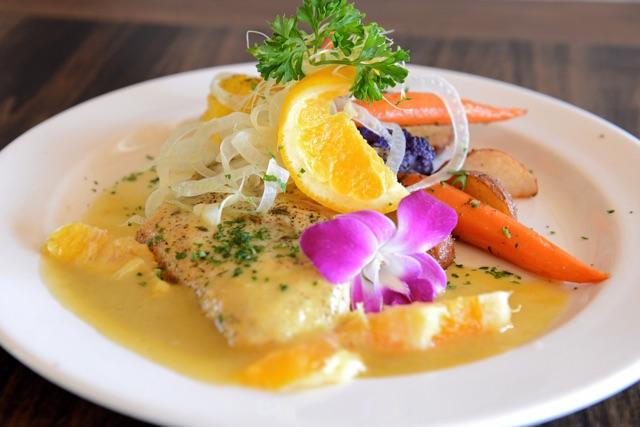 Dish at Piacere Mio authentic italian restaurant in San diego