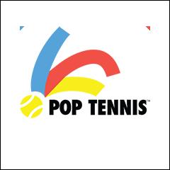 Pop Tennis Logo