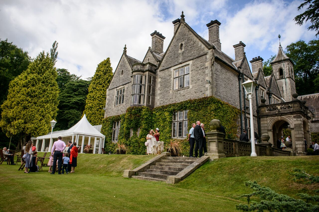 Luxury Marquee Wedding Venue, Derbyshire