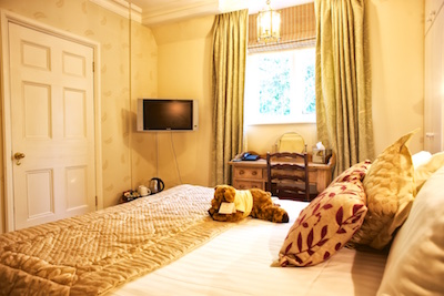 Classic Rooms at Callow Hall, Derbyshire