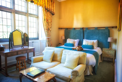 Superior Rooms at Callow Hall, Derbyshire