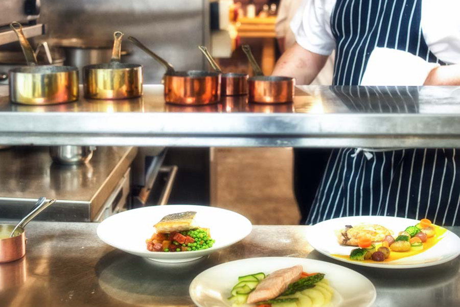 Dine at Callow Hall Hotel, Derbyshire
