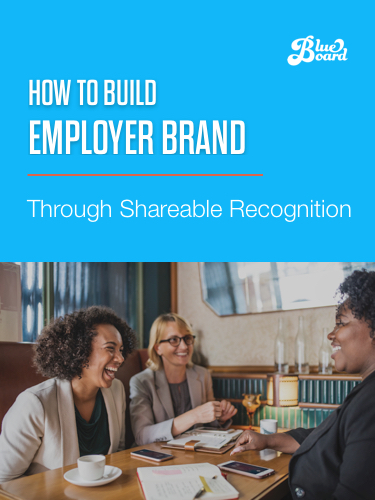 Blueboard eBook How to Build Employer Brand
