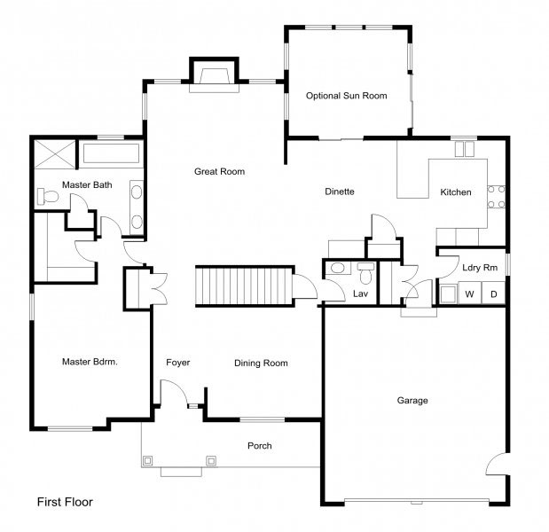 the greenbriar floor plan