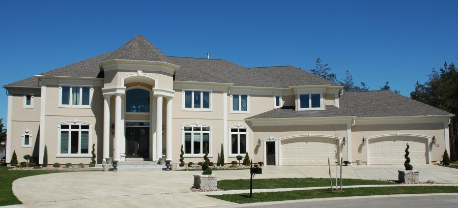 Large Custom Home