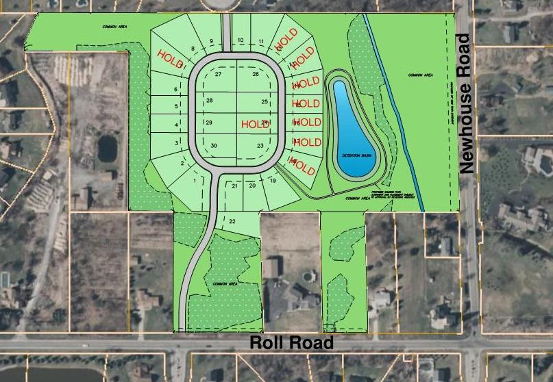 creekwoods map
