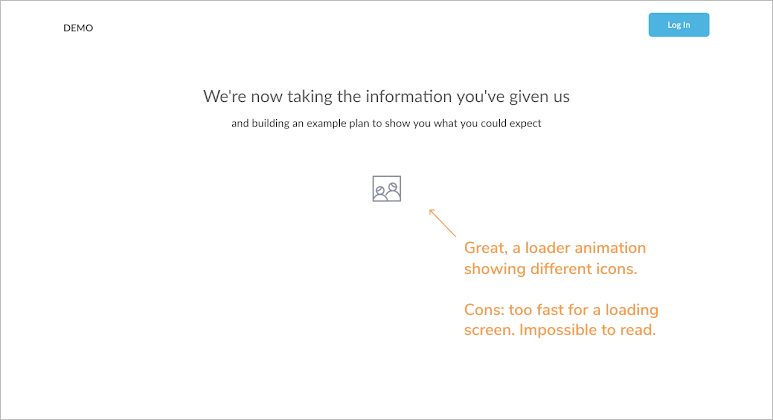 Advicefront onboarding screen2
