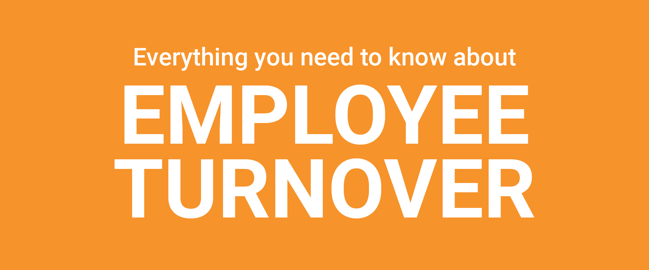 Employee Turnover Header