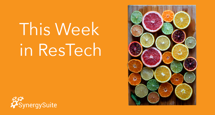This Week in ResTech: Using Technology to Get a Competitive Edge blog header image