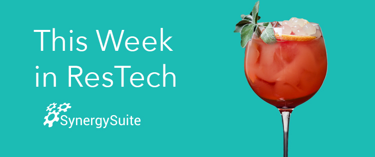 This Week in ResTech: Tech to Go Green blog header image