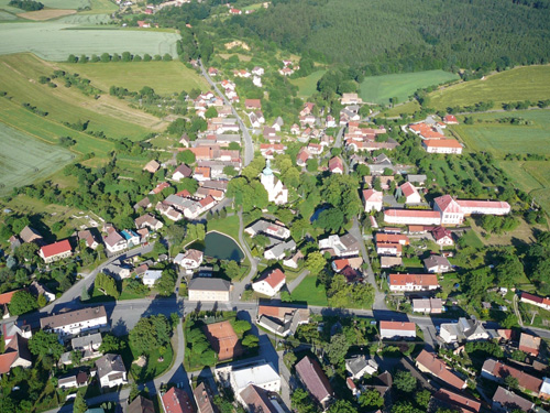 Obec Přepychy