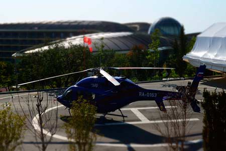 В Адыгее появится современный медцентр с вертолетной площадкой
