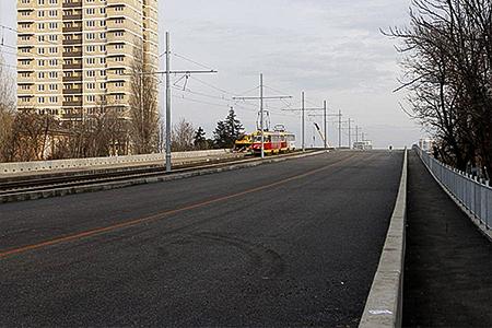 В Краснодаре ввели в эксплуатацию обновленный Садовый мост