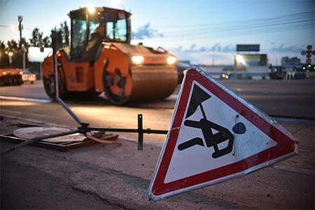 Ремонт улицы Восточно-Кругликовская будет завершен в июле