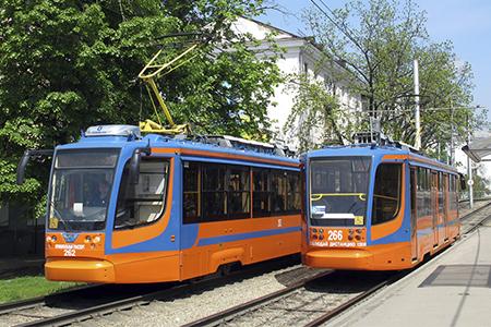 О строительстве новых трамвайных линий в Краснодаре