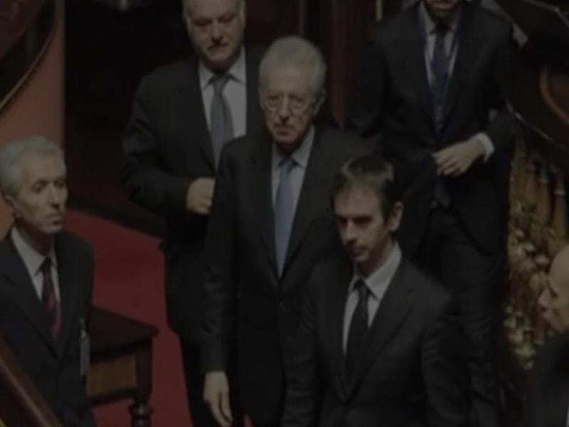 Voyager smaschera Mario Monti