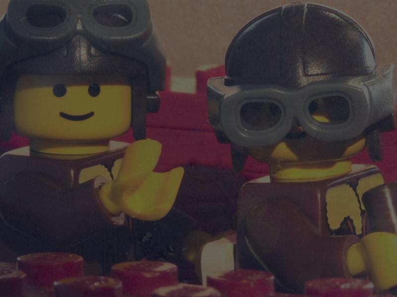 Lego incontra Moleskine
