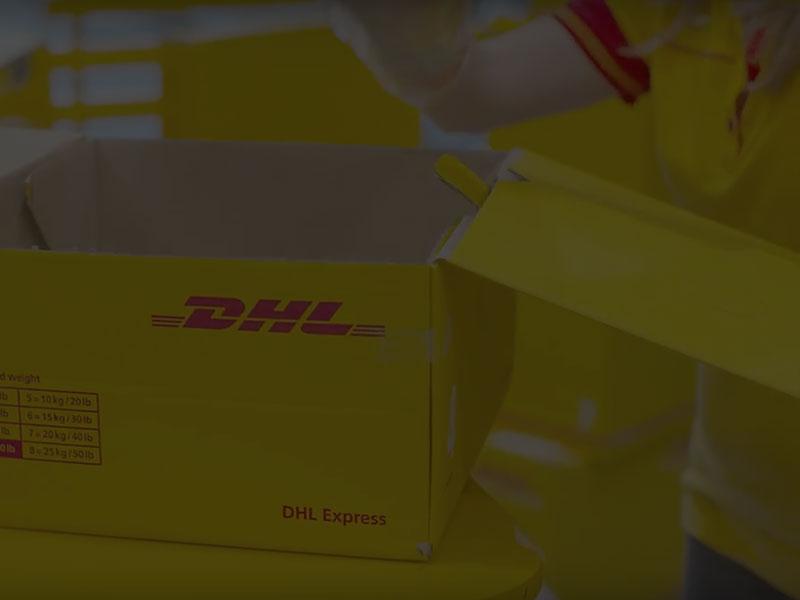 Scegliere DHL