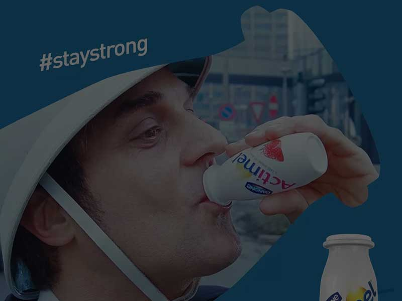 Actimel Stay Strong