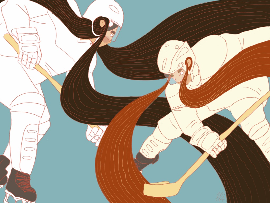 Illustrazione dell'illustratrice bolognese Giulia Neri
