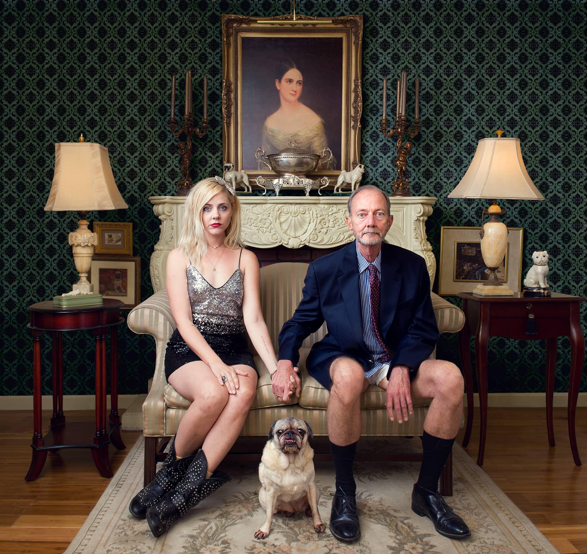 Kremer Johnson = Neil Kremer + Cory Johnson. Duo di fotografi specializzato nella ritrattistica e nella fotografia concettuale.