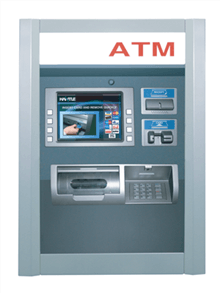 Hantle T4000 Walk Up ATM
