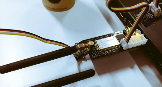IoT apparatuur