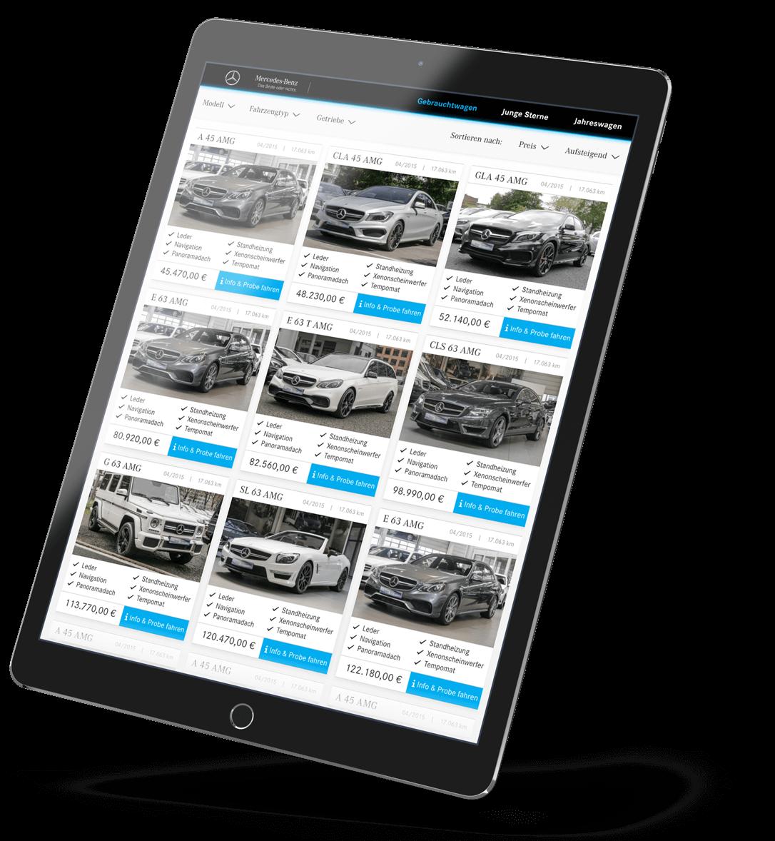 Ipad Pro Digital Sales Application