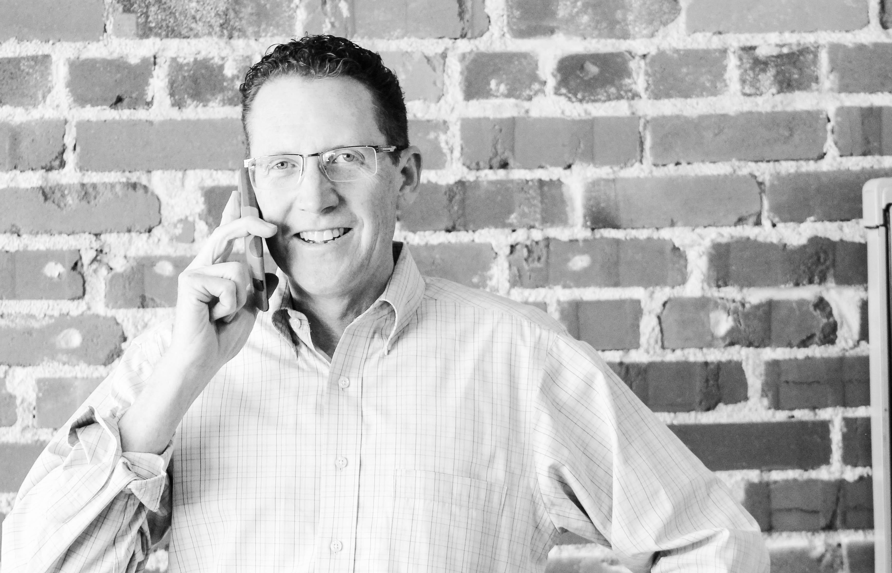 David Alburty, CEO of InnovaPrep