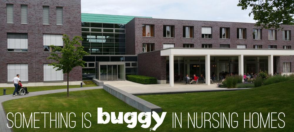 superbugs in nursing homes