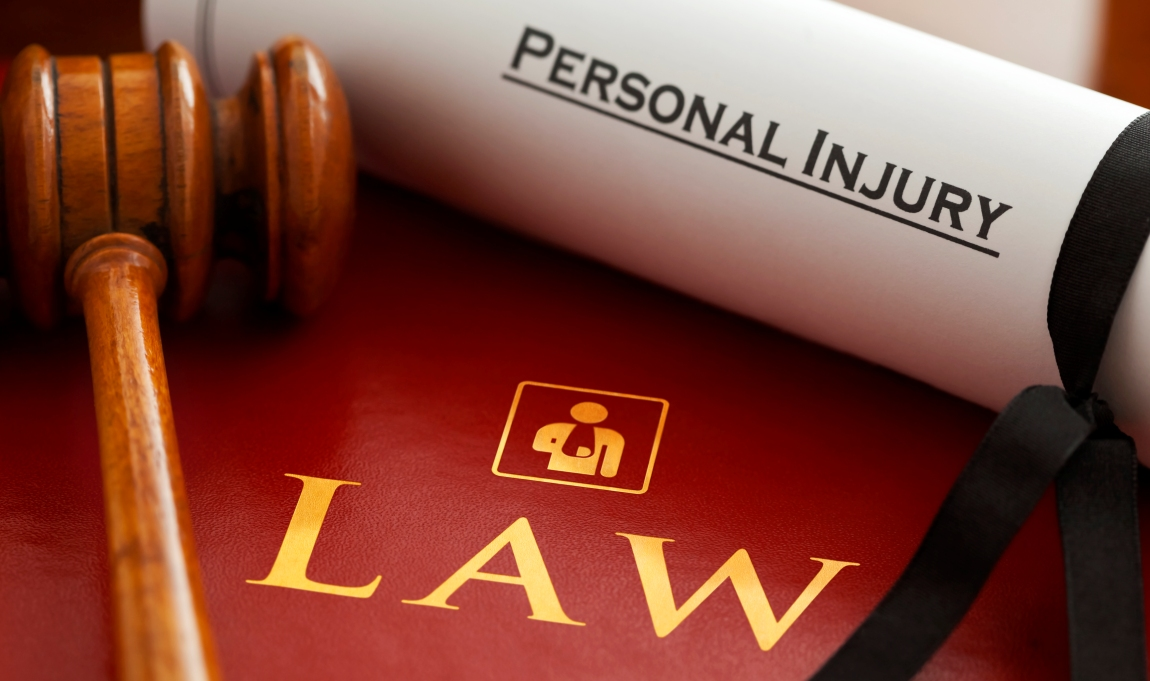 Personal injury recovery law image