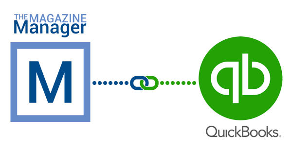 Magazine manager Quickbooks integration