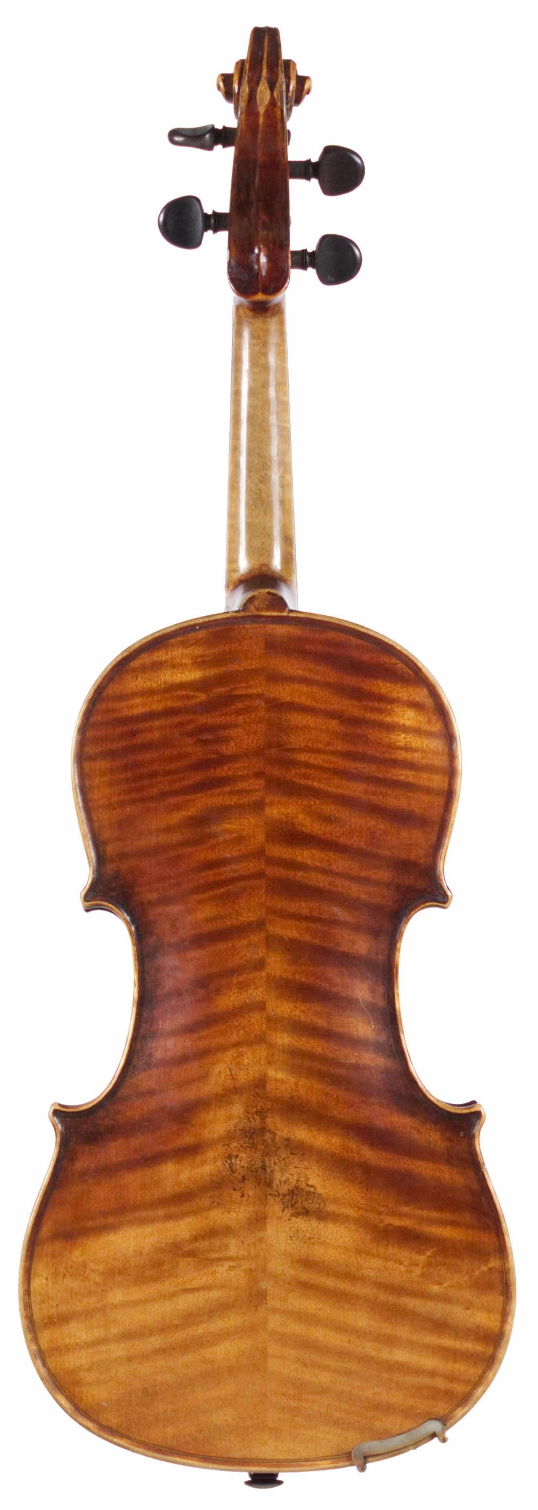 Strad copy violin