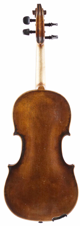 French Strad violin